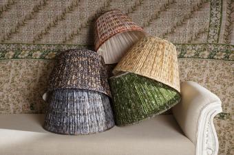 cloth lampshades