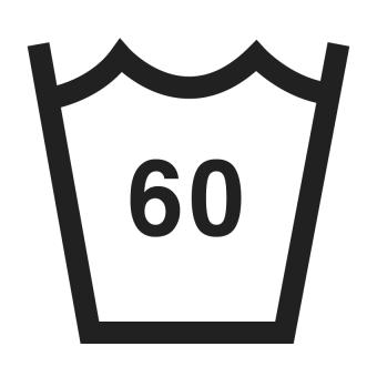 60°C wash symbol