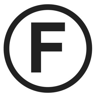 dry-clean symbol