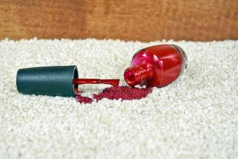 How to Get Nail Polish Out of Carpet & Clothes (Easy DIYs)
