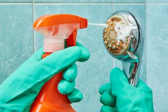 How often to clean the shower