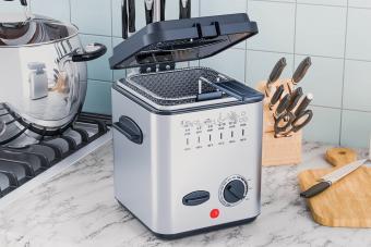 Domestic deep fryer