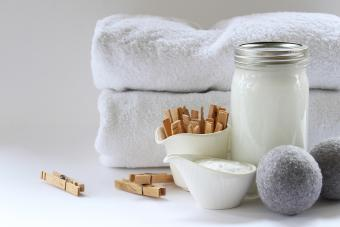 Making Homemade Laundry Detergent for Store-Bought Results