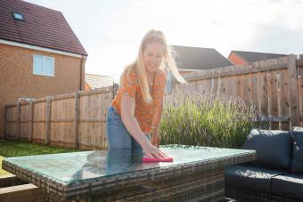 Cleaning Outdoor Furniture: Mildew Removal Tips by Type