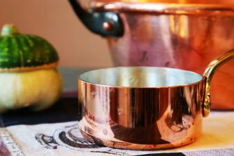 How to Clean Tarnished Copper