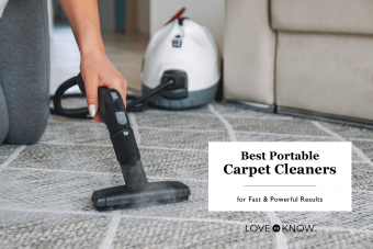 7 Best Portable Carpet Cleaners for Fast & Powerful Results