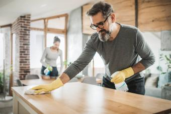 How to Clean Your House in 10 Stress-Free Steps