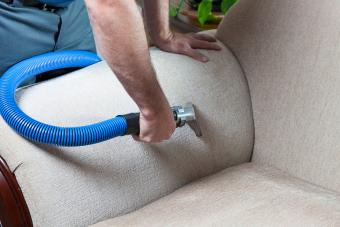 How to Clean Upholstery Yourself in Simple Steps