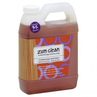 Zum Laundry Soap Frankincense Patchouli 32oz