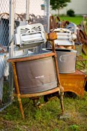 vintage washer