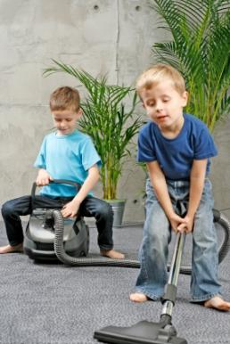 Steam cleaners and more floor cleaning solutions.