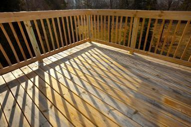 Wood Deck Cleaning Methods