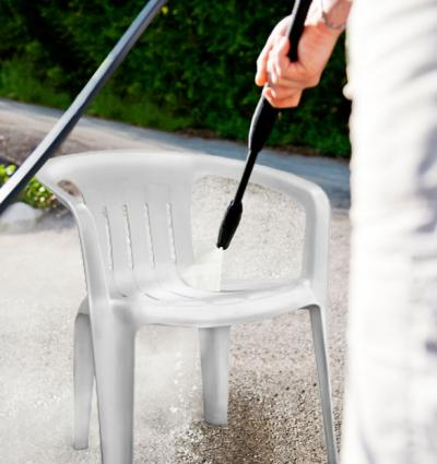 How To Clean White Plastic Deck Chairs Lovetoknow