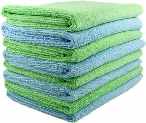 SecurOMax Thick Microfiber Cloth Towels