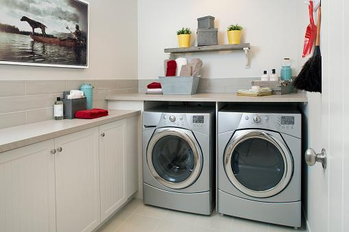 Energy efficient washing machine and dryer