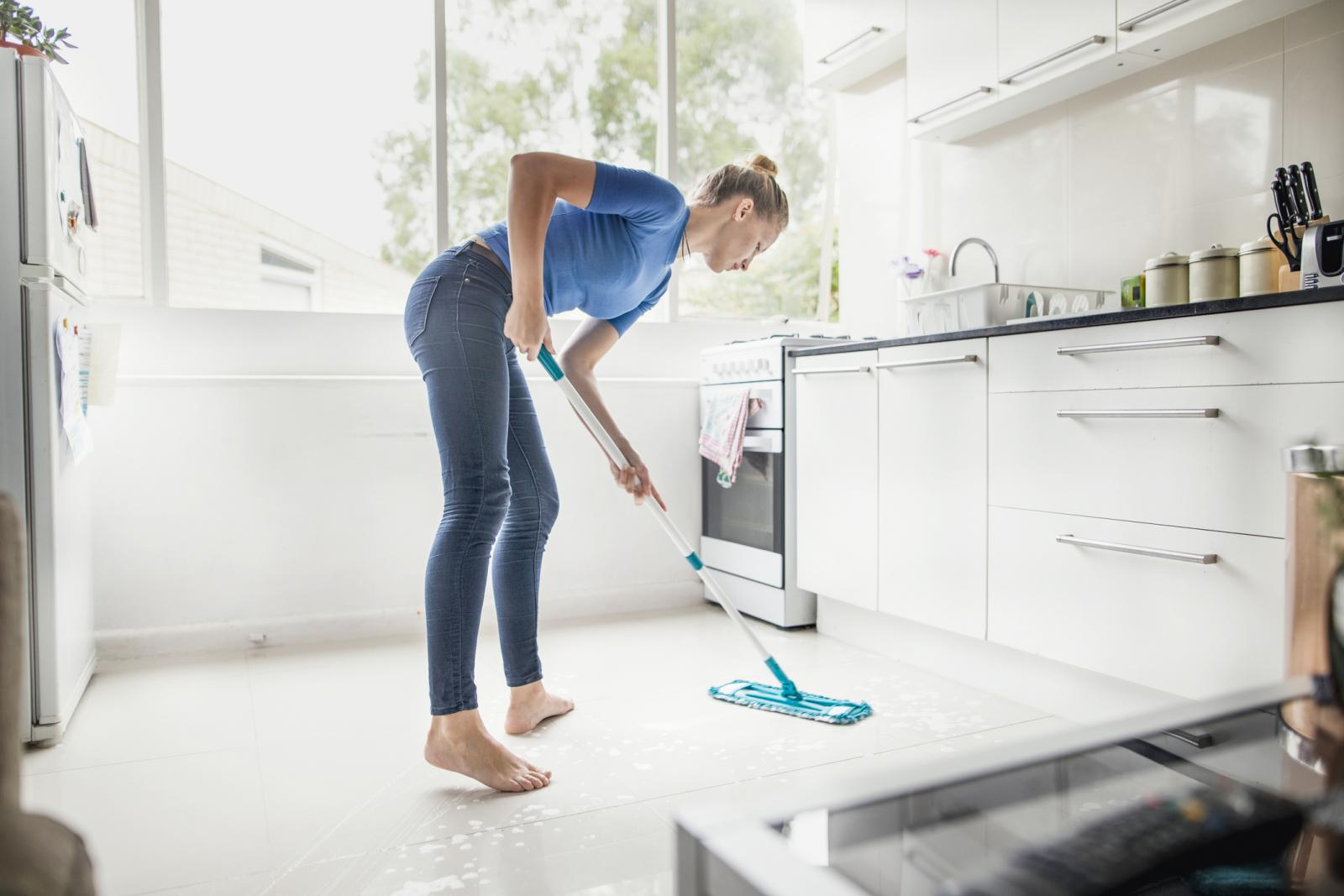 How to Clean Ceramic Tile Floors | LoveToKnow