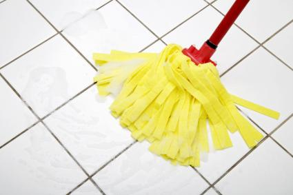 Cleaning mop