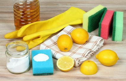Eco friendly natural cleaners