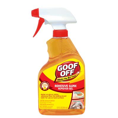 Goof off Adhesive Gunk Remover