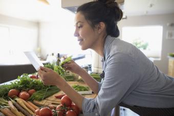 Mujer latina consejos de cocina