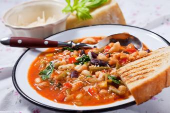 sopa de pasta