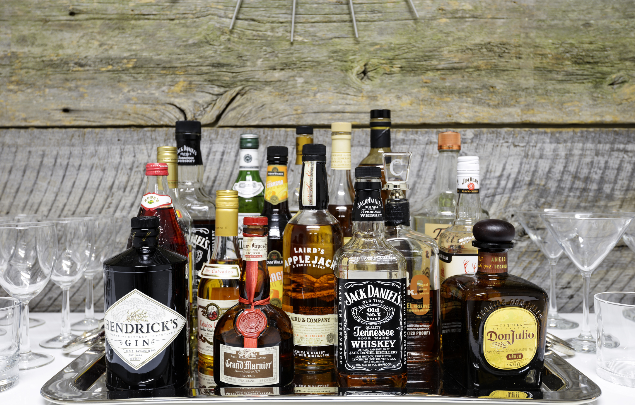 Exceptionnel Checklist For A Well Stocked Liquor Cabinet