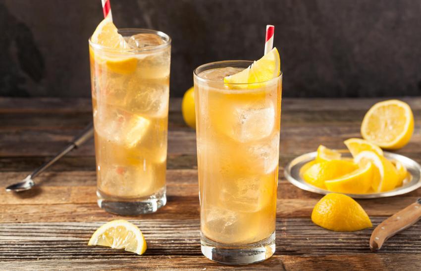 Florida Orange Iced Tea