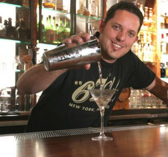 Spring Cocktails Interview with Jacques Bezuidenhout
