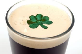 St. Patrick's Day Drink Ideas