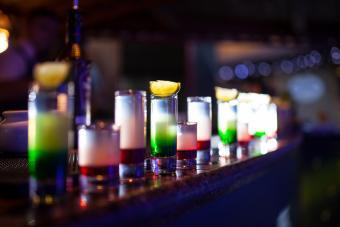 Fun Recipes for Alcohol Shots