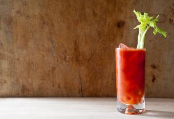 Basic Bloody Mary Recipe: A Hauntingly Delicious Drink