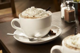 Butterscotch cocoa