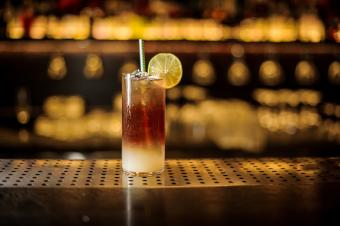 Ginger Beer and Rum