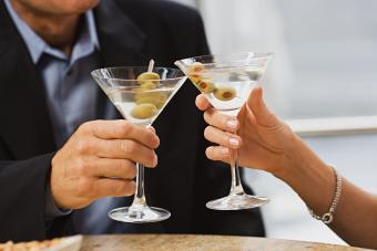 How to Make the Perfect Vodka Martini