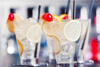 Fizz cocktail
