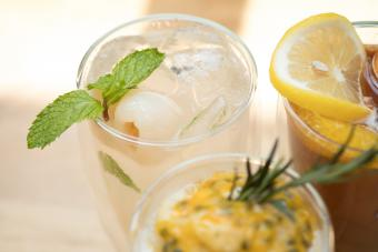 Lychee Liqueur Cocktails