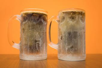Root Beer Float With Baileys Irish Cream