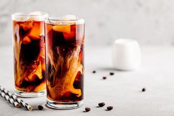 Boozy Italian soda