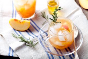 Lemonade Atlanta Brave cocktail