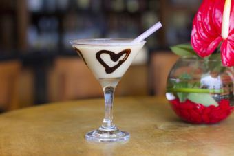 Classic White Chocolate Martini Recipe and Variations