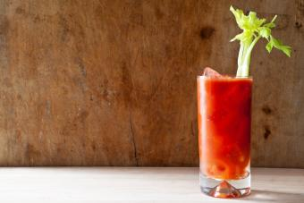Bloody Mary with scotch