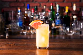 Refreshing Tequila Paloma Cocktail