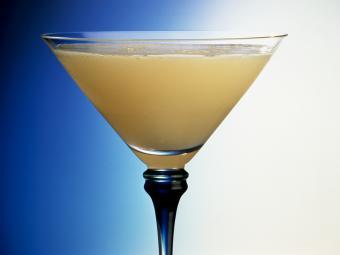 Sidecar cocktail drink