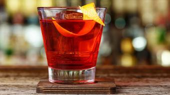 Il Cardinale cocktail