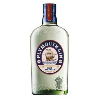 Plymouth Gin Navy Strength English Gin