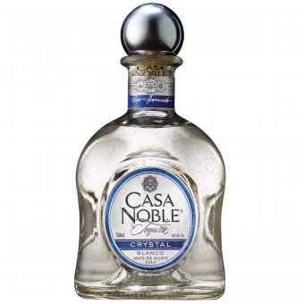 Casa Noble Crystal Blanco Tequila