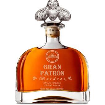 Patron Gran Burdeos Anejo Tequila