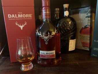 Dalmore Cigar Malt Whisky