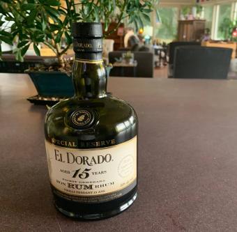 El Dorado 15-Year Special Reserve Rum
