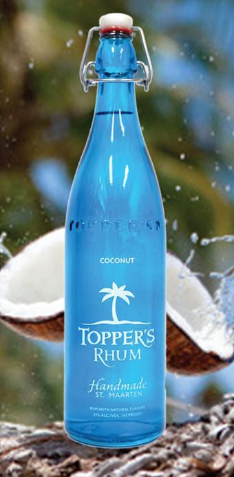 Topper's Coconut Rhum